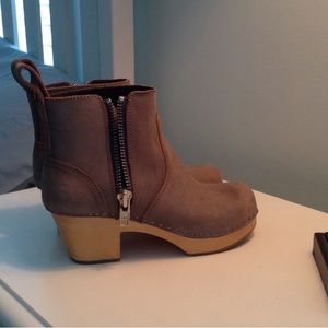 Swedish Hasbeen ankle boots